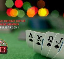 Agen Judi Poker Online Super Bonus Nya