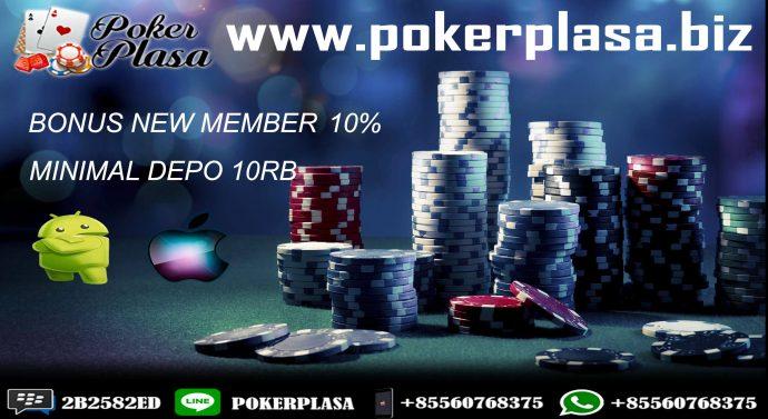 Situs Poker Bonus Deposit