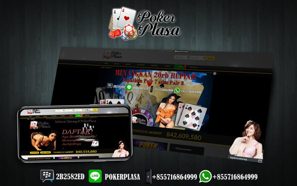 Judi Poker Bonus Terbesar